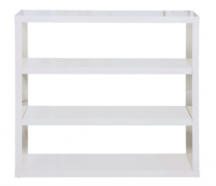 Puro Bookcase - White